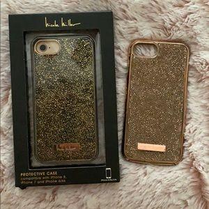 2 Nicole Miller iPhone 7/8 cases